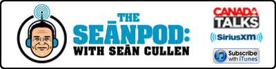 listen to SEÁN CULLEN's podcast THE SEANPOD