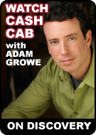 Cash Cab with Adam Growe on Discovery | Premieres Sept 10 at 8pm