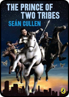 check out Seán Cullen's new book THE PRINCE OF TWO TRIBES